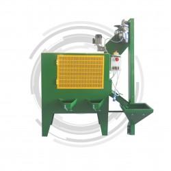impianto di sgusciatura nocciole mod. P200